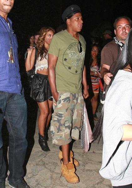 Wearing Timberland Boots With Shorts Drake wearing ti.